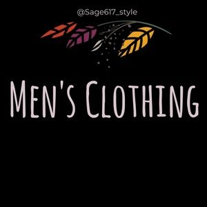 Men's clothing at great prices!